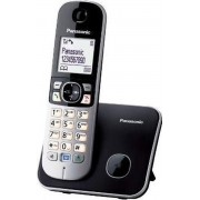 Panasonic KX-TG6811 DECT-telefoon Zwart Nummerherkenning