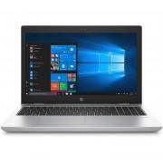 """NB HP Probook 650 G4 3UN48EA, srebrna, Intel Core i5 8250U 1.6GHz, 256GB SSD, 4GB, 15.6"""" 1920x1080 IPS, Intel UHD 620, Windows 10 Professional, 12mj"""