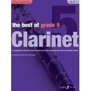 The Best Of Grade 5 Clarinet (Best of Grade)