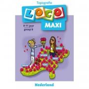 Topografie Nederland 9-11 jaar