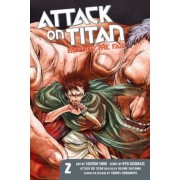 Attack on Titan: Before the Fall 2, Paperback