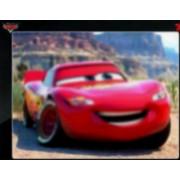 Puzzle cu rama - Fulger McQueen - 40 piese