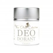 The Ohm Collection deo dorant poeder kokos - 120g
