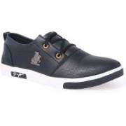 Shoe Fellow shoe fellow black casual shoes Casuals For Men(Black)