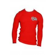 Ralph Lauren Pánské pyžamové tričko 714754014003 červená - Ralph Lauren červená M