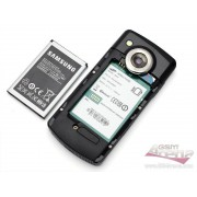 Batterie Haute Performance 1500mah Pour Samsung I8910 Omnia Hd