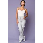 Fitness spodnie dresowe (szary)