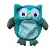 T TEX Srl Warmies Peluche Hooty Blu