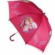 Disney Frozen Elsa en Anna kinder paraplu bordeaux