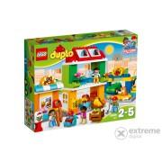 LEGO® DUPLO® Piata centrala a orasului 10836