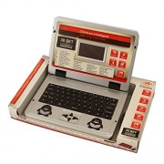 IGP Intelligent Educational Kids Laptop Learn English Maths Music Games Wide LED Display Includes Mouse 30 Set Functions