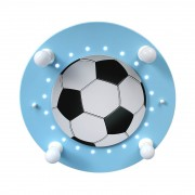Plafondlamp Voetbal 4/20