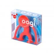 Oogi Junior - Mini omuletul flexibil cu ventuze - Rosu