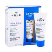 NUXE Creme Fraiche de Beauté 48HR Moisturising Rich Cream crema giorno per il viso per pelle molto secca 30 ml donna