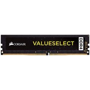 Corsair CMV4GX4M1A2400C16 Value Select 4GB (1 x 4GB) DDR4 2400 C16 1.2V Desktop Memory - Intel 7th Gen and AMD Ryzen