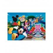 Puzzle 104 Mickey Tobogan - Clementoni