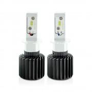 H3 LED pt faruri 12-24V - 4000 Lumeni Super White