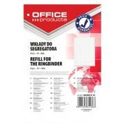 Rezerva A4 pentru caiet mecanic, 50 file/top, Office Products - matematica/dictando