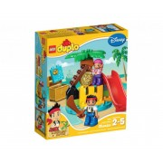 Островът на съкровищата LEGO® DUPLO® Disney Jake & the never land Pirates™ 10604