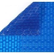 Szolártakaró kék 400 mikron 3,5 m x 3,5 m