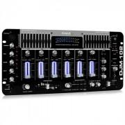 Ibiza DJM-102 Battle Mixer 4 canaux LED Effet Echo