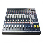 Table de mixage analogique SOUNDCRAFT EFX 8