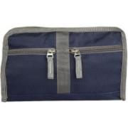 HANDCUFFS Toiletry case wash organizer storage pouch unisex Travel Toiletry Kit(Blue)