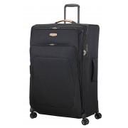Samsonite Spark SNG Eco 82cm Extra Large Expandable 4-Wheel Suitcase - Black
