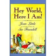 Hey World, Here I Am!, Paperback/Jean Little