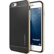 SPIGEN Etui Neo Hybrid Series do iPhone 6 Plus Szampańsko-Złoty