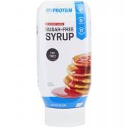 Myprotein Sos Zero MYSYRUP - 400ml - Butelka - Truskawka