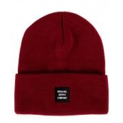 Zimní čepice Herschel Abott červená