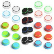 Generic 100 pcs Analog Controller Joystick Thumb Stick Grip Thumbstick Cap Cover Case for PS4 PS3 for Xbox one Control