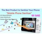 Sterilizator cu UV si Ozon -dezinfectie pentru telefon mobil