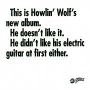 This Is Howlin' Wolf's New Album [LP] - VINYL