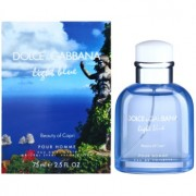 Dolce & Gabbana Light Blue Beauty of Capri eau de toilette para hombre 75 ml