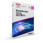 Bitdefender Total Security 2020 version complète pour 1 Année Multi Device 3 Appareils