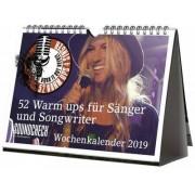 PPV Medien Vocal Wochenkalender 2019