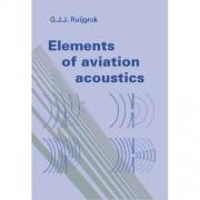 Vssd Elements Of Aviation Acoustics - Ger J.J. Ruijgrok