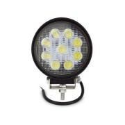 Proiector LED auto offroad 12V 27W Spot Rotund