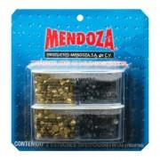 Salva Con Diabolo 4.5 Pack 2 Pzs Para Rifle Pistola Mendoza