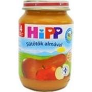 Hipp bébiétel, sütőtök almával 190 g