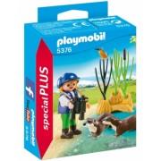 Tanara Exploratoare Cu Vidre Playmobil