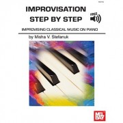 Mel Bay - Improvisation Step By Step voor piano