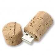 USB CORCHO TAPON BOTELLA DE VINO