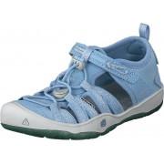 Keen Moxie Sandal Children Powder Blue/vapor, Skor, Sandaler & Tofflor, Sportsandal, Blå, Turkos, Barn, 31