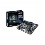 T. Madre ASUS PRIME B250M-A, Chipset Intel B250, Soporta, Core i7 / i5 / i3 / Pentium / Celeron de 7ma Gen., Socket 1151, Memoria, DDR4 2133MHz, 64GB Max, Integrado, Audio HD, Red, USB 3.0, SATA 3.0 y M.2, Micro-ATX, Ptos, 1xPCIE 3.0 x16.