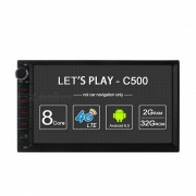 Ownice C500 Universal Android 6.0 Octa-Core 2 Din para Nissan GPS