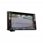 Autoestéreo Con Pantalla JVC KW-V140BT + Cámara De Reversa DVD Bluetooth USB