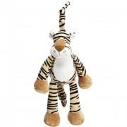 Zenélő tigris 25 cm Teddykompaniet